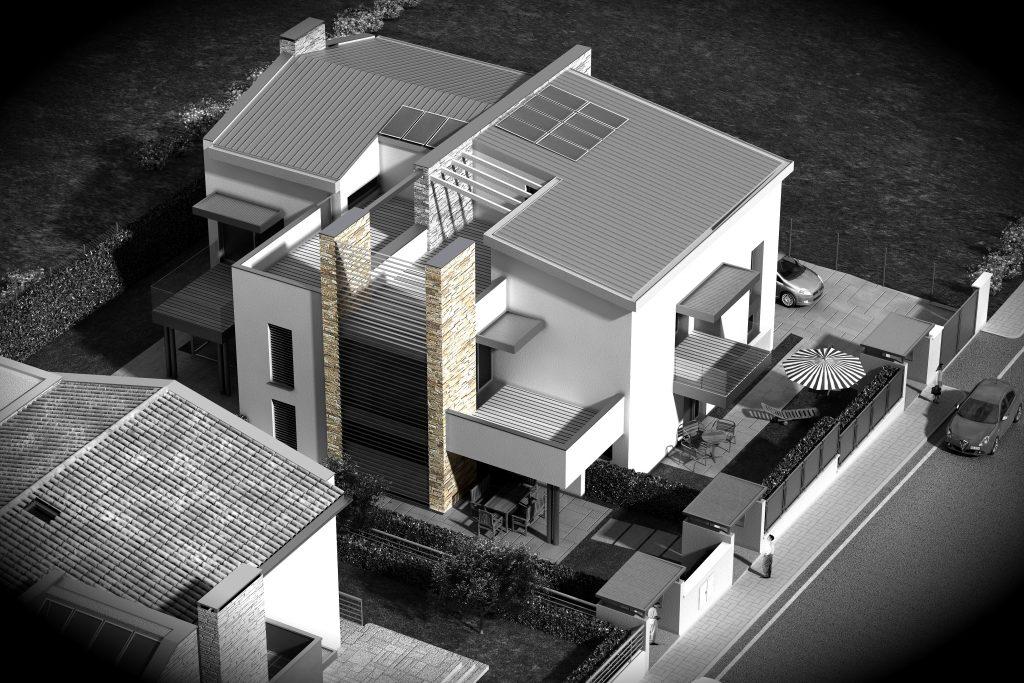 architetto maranello villa moderna