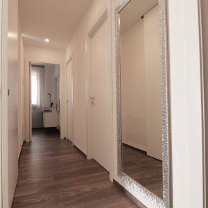 architetto interni fiorano corridoio