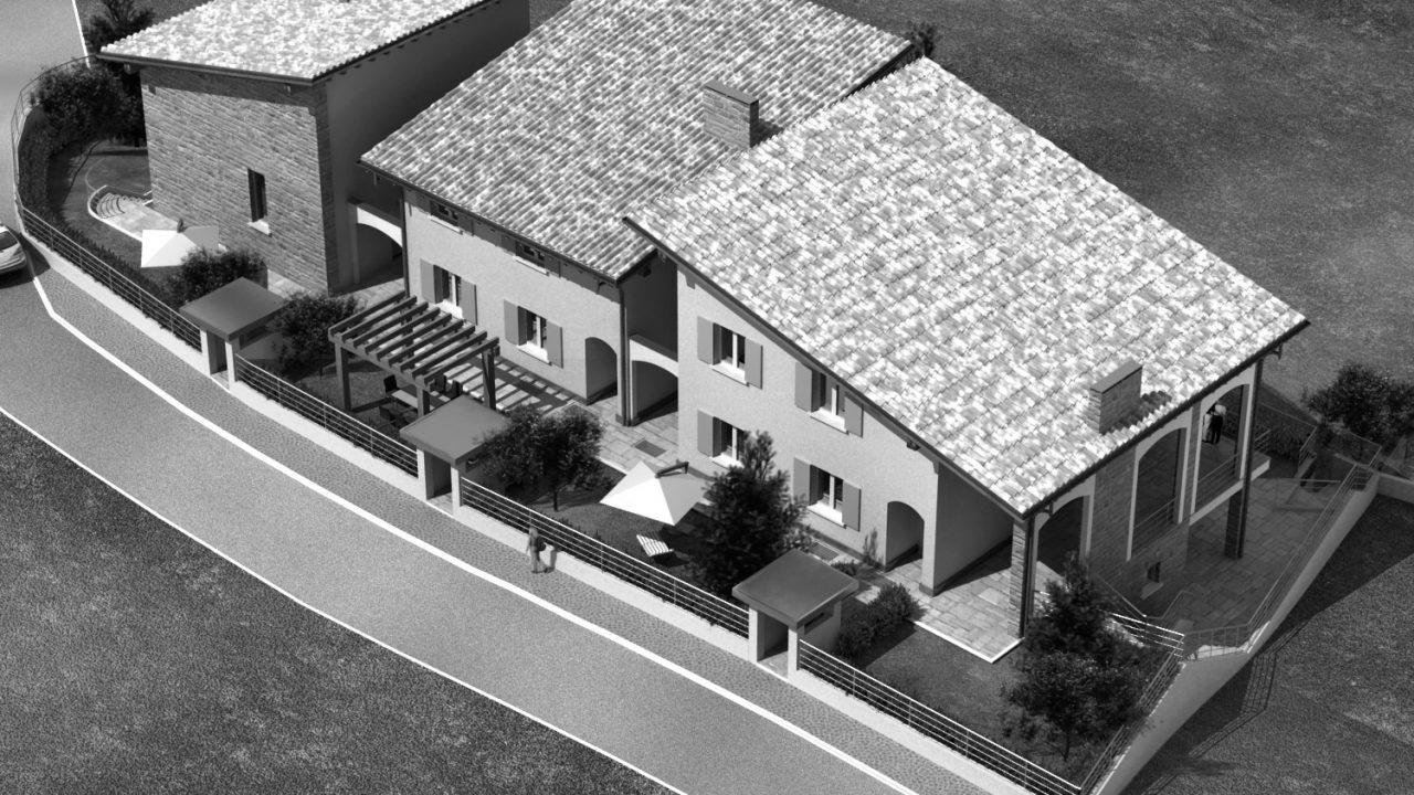 ville schiera architetto maranello