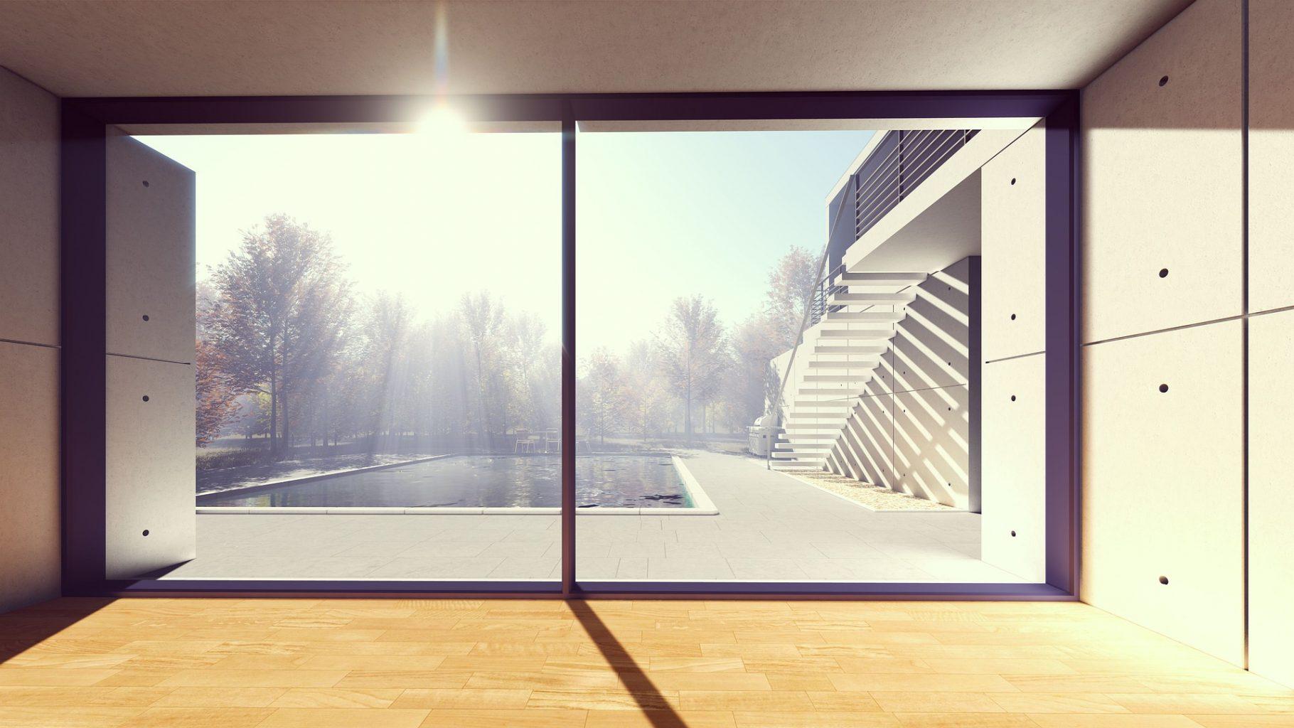 finestra grande