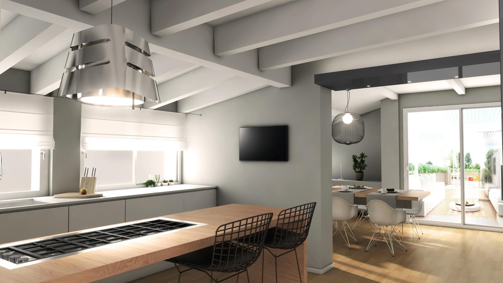 attico modena